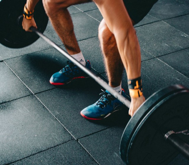 Γυμναστηριο | Crossfit