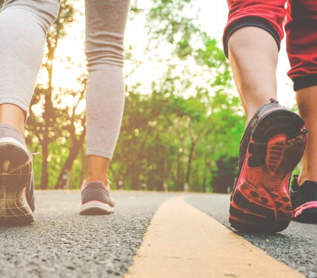 Παπουτσια για περπατημα
